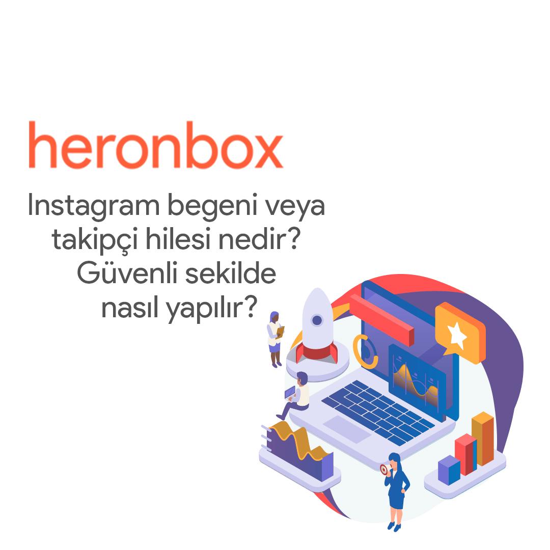 Instagram beğeni veya takipçi hilesi nedir? Güvenli şekilde nasıl yapılır?
